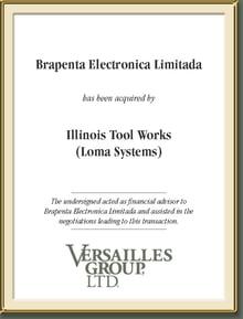 Brapenta Electronica Limitada