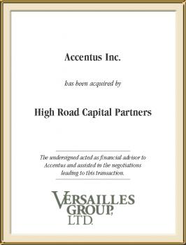 High Road Capital Partners