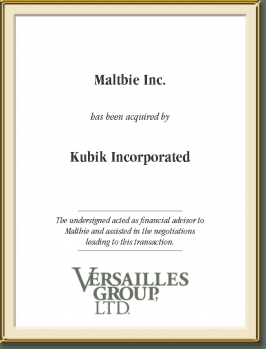 Kubik Incorporated
