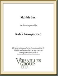 Maltbie Inc.