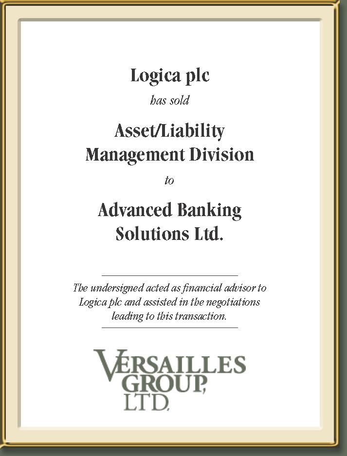 Logica plc