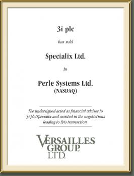 Perle Systems Ltd.