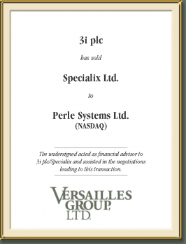 Perle Systems Ltd.