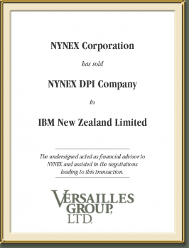 IBM New Zealand Limited