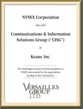 Keane Inc.