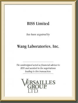 Wang Laboratories, Inc.