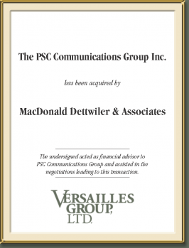 MacDonald Dettwiler & Associates