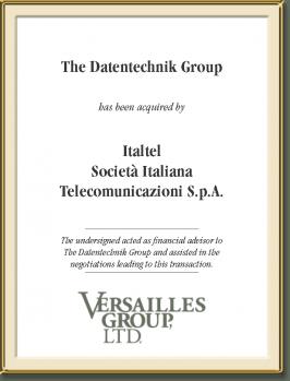 Italtel Societa Italiana Telecomunicazioni S.p.A.