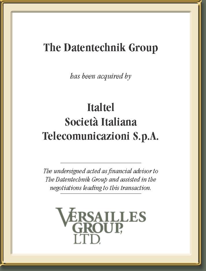 The Datentechnik Group