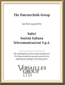 The Datentechnik Group