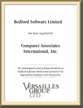 Computer Associates International, Inc.