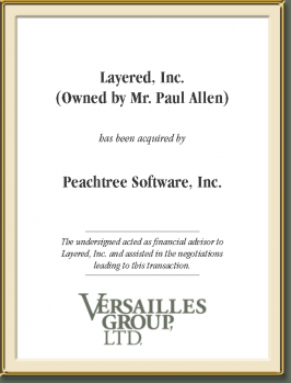 Peachtree Software, Inc.