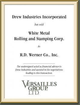 R.D. Werner Co., Inc.