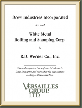 R.D. Werner Co., Inc.