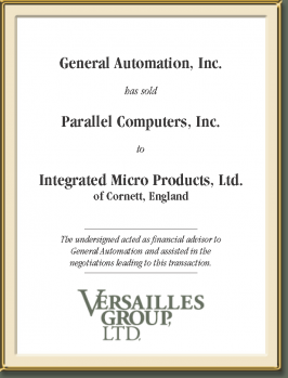 Integrated Micro Products, Ltd.