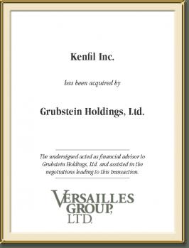 Grubstein Holdings, Ltd.
