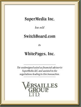 SuperMedia Inc.