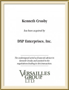 DXP Enterprises, Inc.